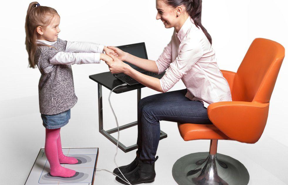 Trening sensomotoryczny z MediBalance Pro